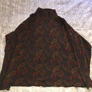 GAP Turtle Neck shirt Vintage